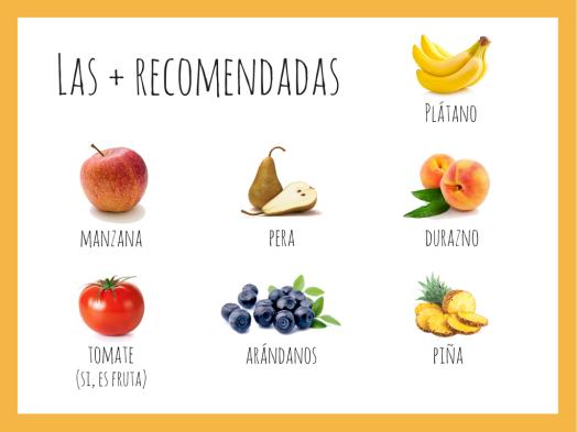 Las + recomendadas